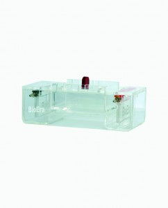 SUBMARINE GEL ELECTROPHORESIS UNIT