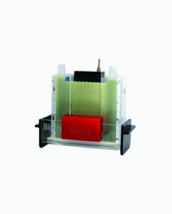 VERTICAL GEL ELECTROPHORESIS UNIT