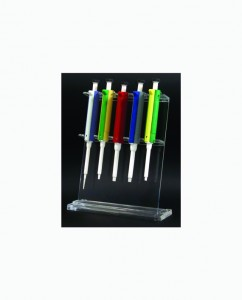 Vertical Flat Pipette Rack